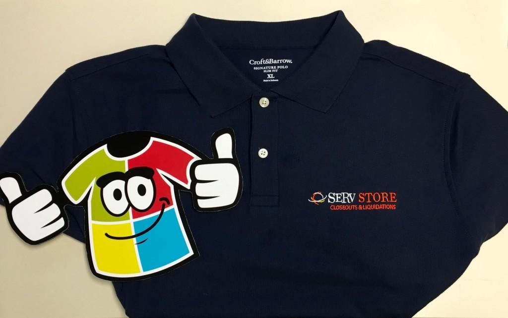 We put logos on stuff my smart shirtmy smart shirt for Put my logo on a shirt